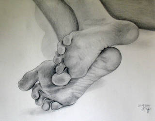Feet by HelgaVelroyen