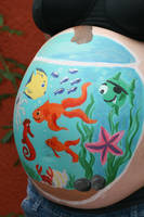 Fish Bowl - Final Result by HelgaVelroyen