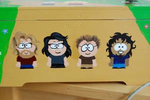 Wedding Gift Box - Front by HelgaVelroyen