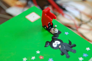 Wedding Gift Box - The Dog by HelgaVelroyen