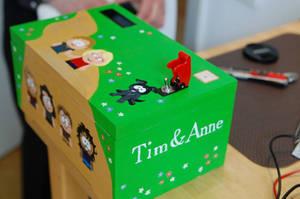 Wedding Gift Box - Final Result by HelgaVelroyen