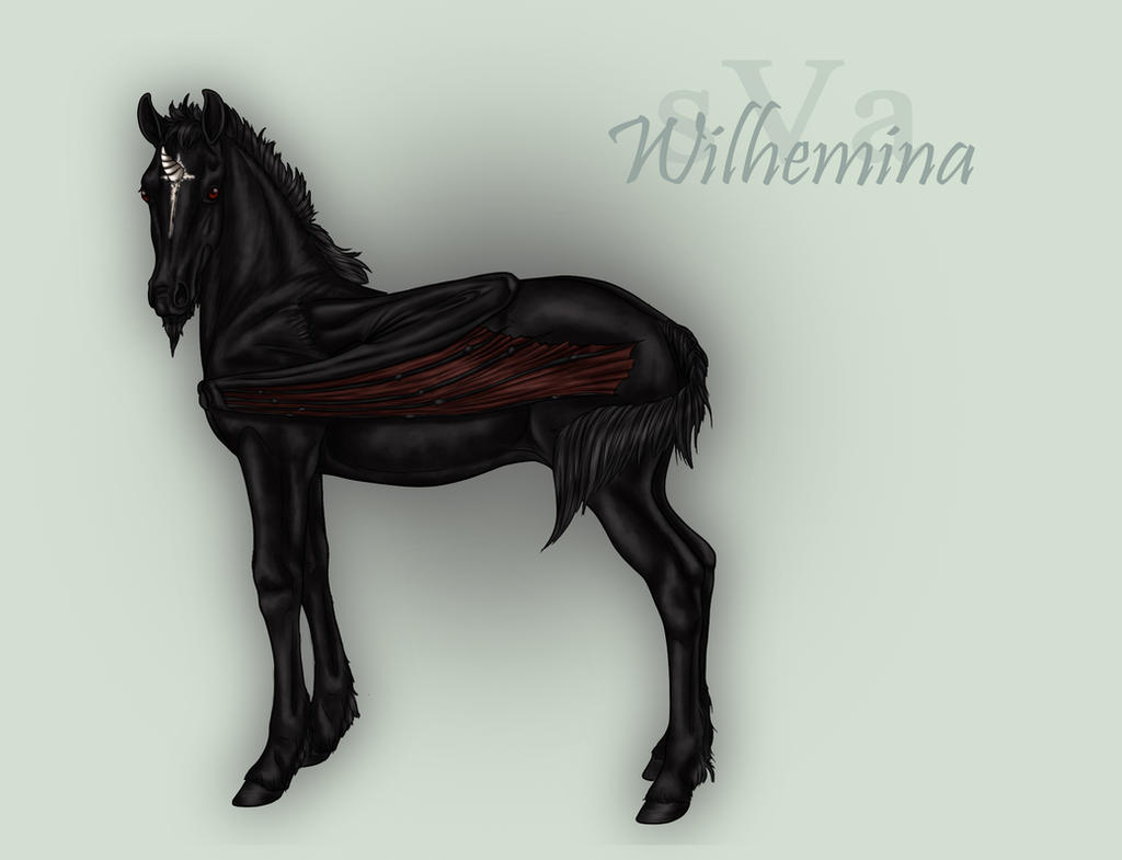 3060 sVa Wilhelmina by sVa-BinaryStar