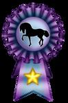 Nordanner 1 Star Ribbon by sVa-BinaryStar