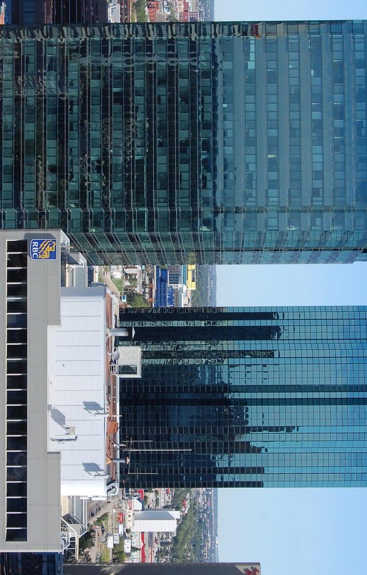 Stock 286 - Edmonton Skyline by pink-stock
