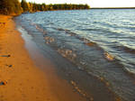 Stock 063 - Beach at Sunset