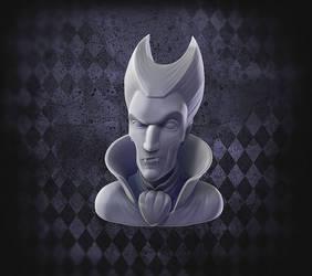 Dracula by teardropclock