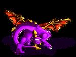 Spyro hello