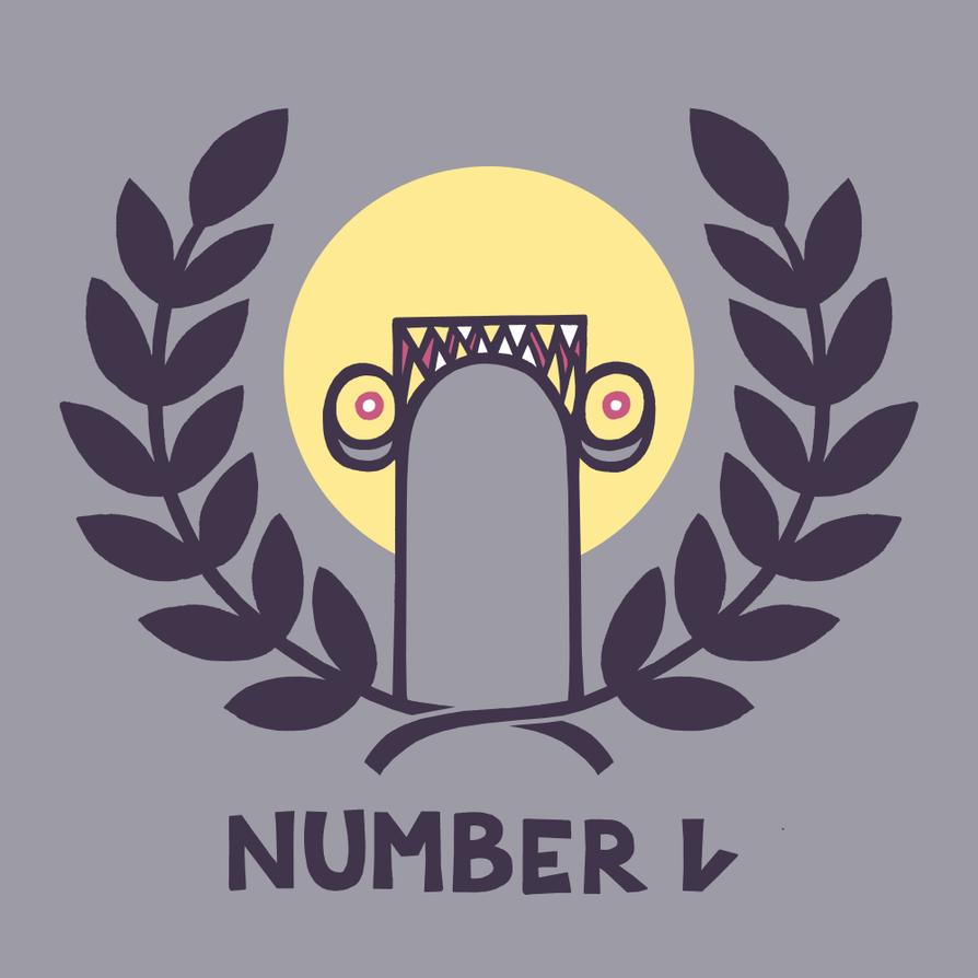 Number One by TehStr4ngeOnes