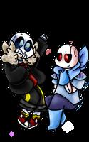 -Cherryberry- swap clothes! by AlphaBunBun