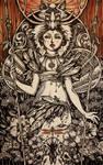 Forest shaman spirit