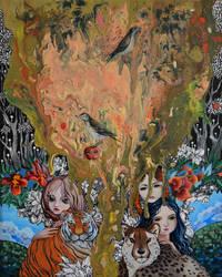 Harmony tree by Julliane