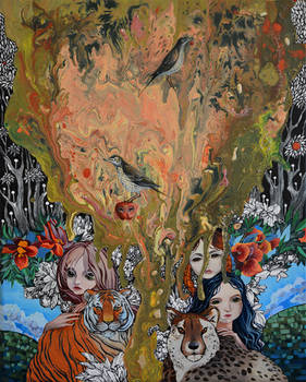 Harmony tree