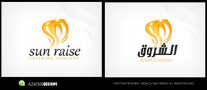 SunRaise logo by GadART