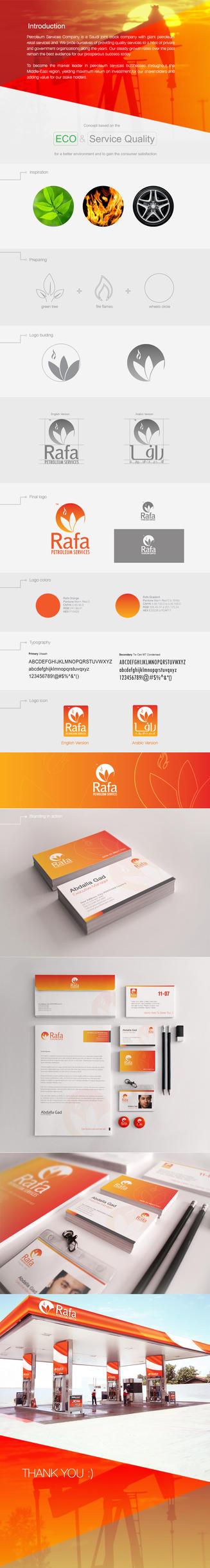 Rafa - Branding by GadART