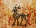 The Spirit Deer