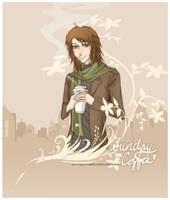 Sunday Coffee by Sea-Dragon