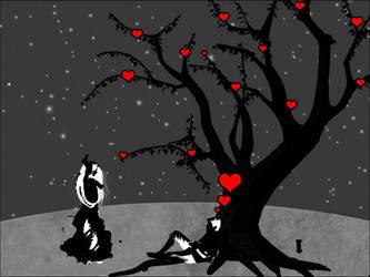 Dance Under the Stars by boczeetext