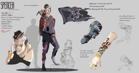 Space Pirate!