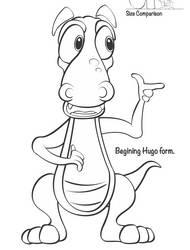 Hugo: Character Concept by illdrawtomorrow