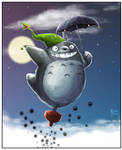 Totoro Saves Christmas