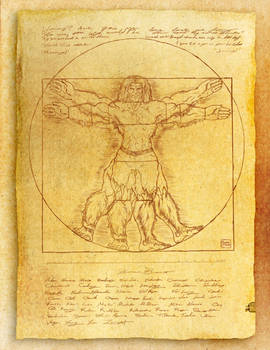 The Vitruvian Beast