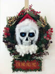 Hogfather DEATH Wreath
