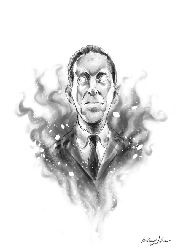 Lovecraft by puggdogg