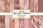 Rose Gold Mermaid