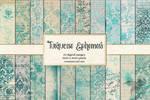 Turquoise Ephemera