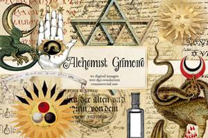Alchemist Grimoire