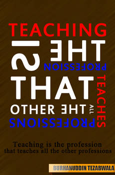 Teaching, Teaches Professions