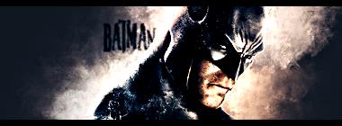 Batman signature by JonesTheDoctor