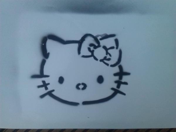 Hello Kitty by TessaJeanCook