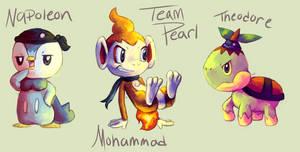 Team Pearl