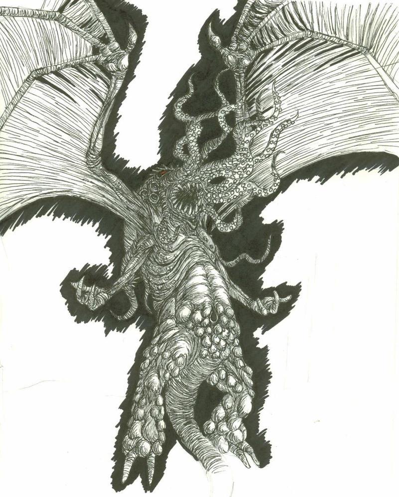cthulhu by John-O