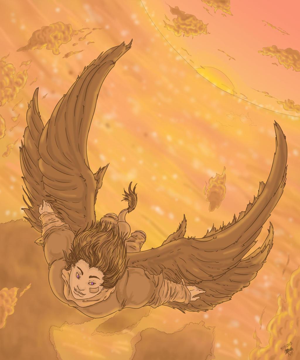 HPM Flying High by FieldCommanderPrinny