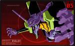 EVA Unit 01 by sirspy