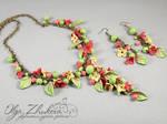Jewelry set - Warm Autumn