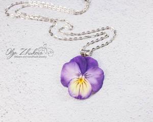 Handmade flowers (cold porcelain)