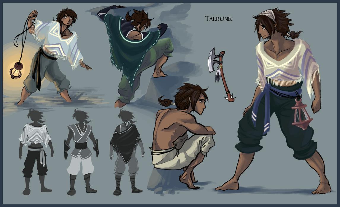 Hero Concepts by BandanaChick