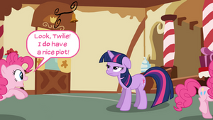Pinkie Plots