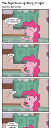 The Importance of Being Careful by Pony-Berserker