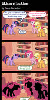Alicornication by Pony-Berserker