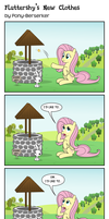 Fluttershy's New Clothes