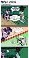 Always Greener by Pony-Berserker
