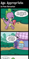 Age Appropriate by Pony-Berserker