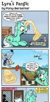 Lyra's Fanfic