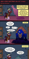 How To Train Your Demon: Warcraft is Magic by Pony-Berserker
