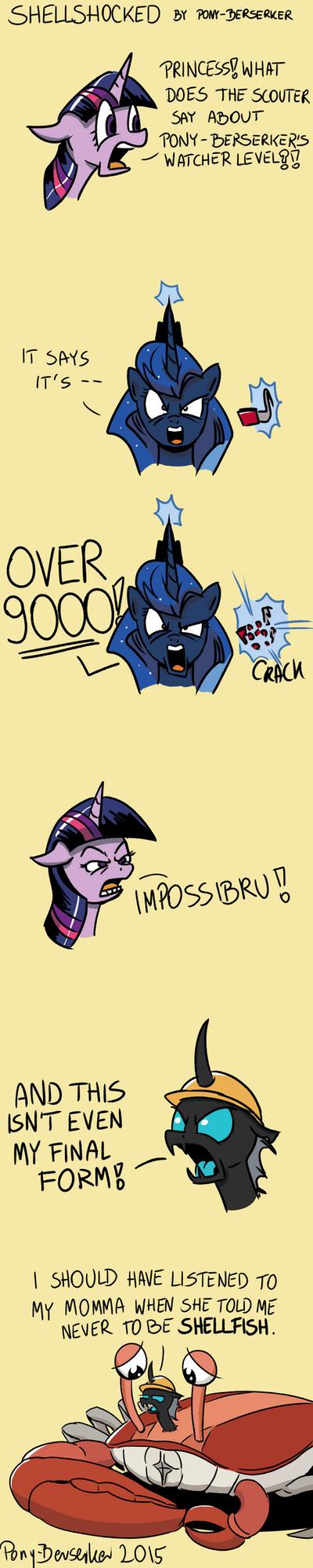 Shellshocked by Pony-Berserker