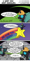 A Short Comic About Changelings